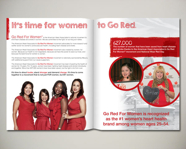 go red for women roi
