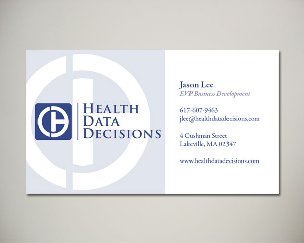 CPR certification business card