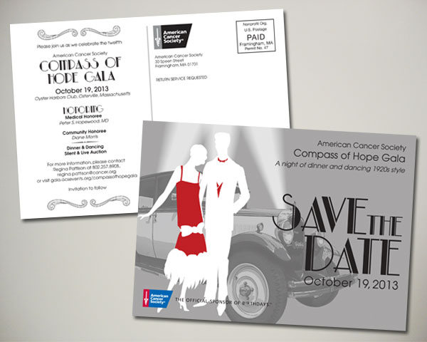 compass of hope gala save the date