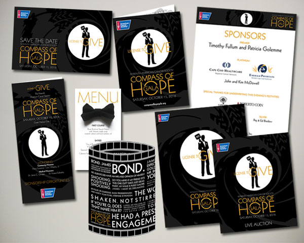 cancer society non profit compass of hope gala james bond