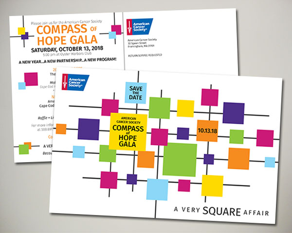 cancer society non profit compass of hope gala save the date