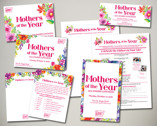 cancer society mothers of the year non profit luncheon nyc