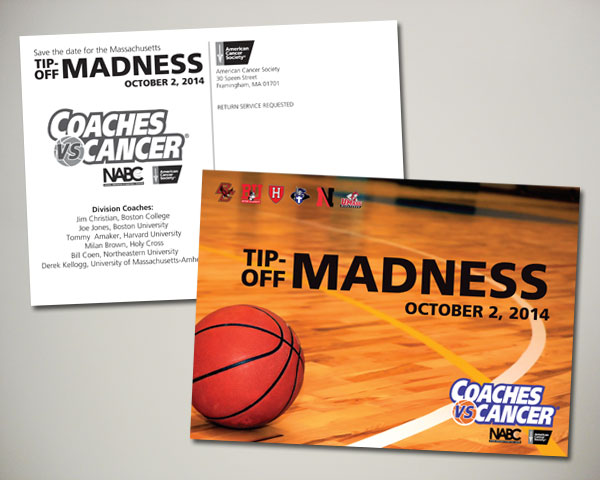 coaches vs. cancer save the date